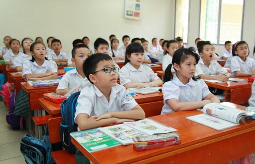 Tuyển sinh tiểu học 2021-2022